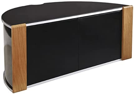 Cheap  Sirius 850 Oak and  Corner TV Cabinet