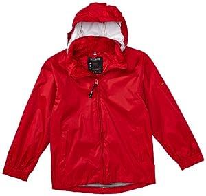 Northland Professional Veste imperméable Robby pour enfant Rouge rouge 17 ans