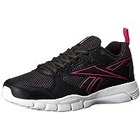 Reebok AQ9098 Trainfusion 5.0 L MT Womens Training Shoes - Coal Fearless Pink