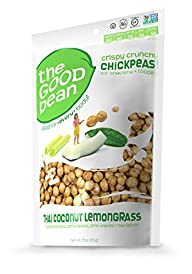The Good Bean Chickpea Snack-Thai Coc…