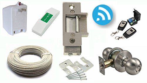 Best Magnetic Door Lock With Remote Handyman Gear