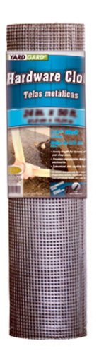 Mat Midwest 308246B 24-Inch-by-100-Foot 1/2-Inch Mesh 19-Gauge Galvanized Hardware Cloth