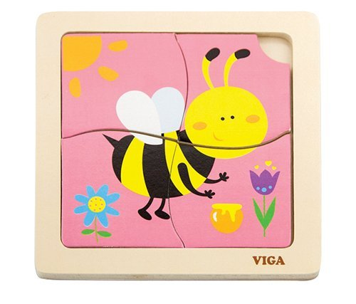 Original Toy Kids Children Bee 1st Puzzles - 1