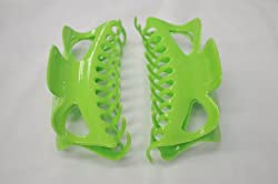 5 Large Claw Hair Clips, Jumbo Hair Clips , Large Claw Clip Ponytail Hair Holder (Color Lime Green) 2 Pcs