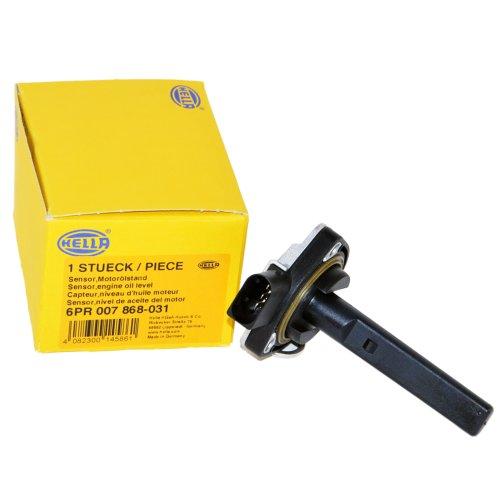 Hella Engine Oil Level Sensor w// O-ring for BMW e85 e46 325xi 325i z8 e53 x5