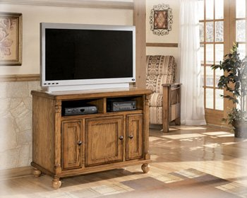 """Burnished Brown 42"""" TV Stand"""