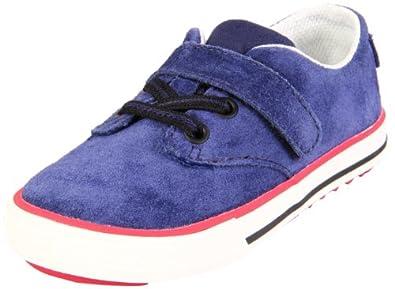 Simple Scribble Sneaker (Toddler),Peacoat,4 M US Toddler