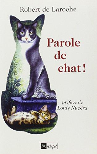 Telecharger des livres gratuit parole de chat - Telecharger image de chat gratuit ...