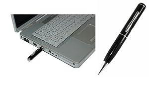 Z9C- LATEST TECHNOLOGY USB SPY/COVERT PEN CAMERA VIDEO/AUDIO RECORDER