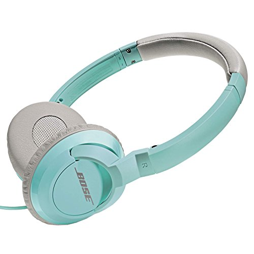 Bose discount duty free Bose SoundTrue Headphones On-Ear Style, Mint for Apple iOS