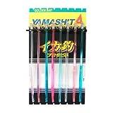 ヤマシタ(YAMASHITA) イカ釣プロサビキ P5T 18-1 8本