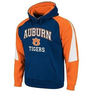 Auburn Tigers Playmaker Hooded Sweatshirt by SportShack INC