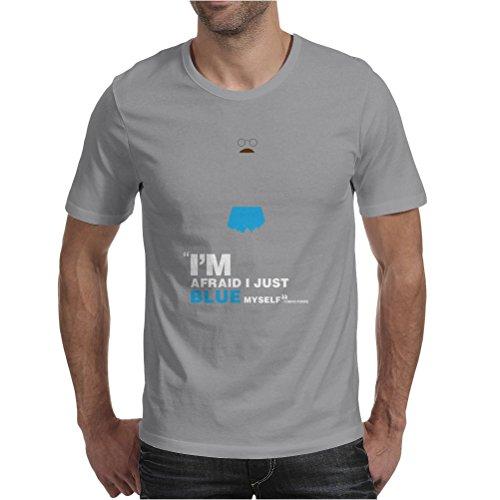 Tobias Funke Mens T-Shirt Heather Grey / Large