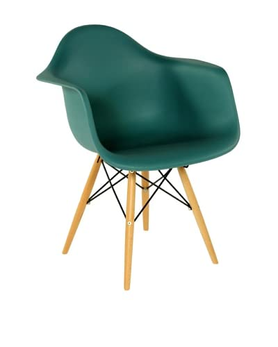 Stilnovo Mid-Century Arm Chair, Green