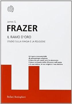 Cover Il ramo d'oro. Studio della magia e della religione