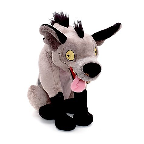 Disney, Lion King, Hyena, Ed Medium Soft Plush stuffed Doll Toy