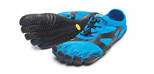 vibram fivefingers ビブラム ファイブフィンガーズ Men's 16M0701 Blue/Black (M42(27.3cm), Blue/Black)
