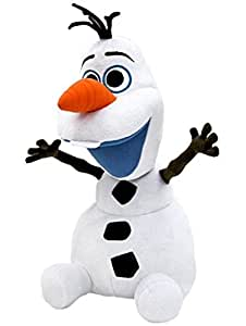 Disney Frozen Olaf Stuffed Pillow Pal Snowman