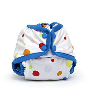 Rumparooz Cloth Diaper Cover, Gumball Snap, Newborn