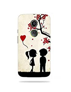 alDivo Premium Quality Printed Mobile Back Cover For Moto X 2nd Gen / Moto X 2nd Gen Back Case Cover (MKD317)