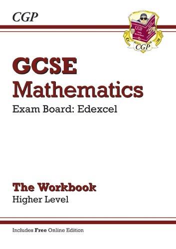 GCSE Maths Edexcel Workbook (with Online Edition) - Higher