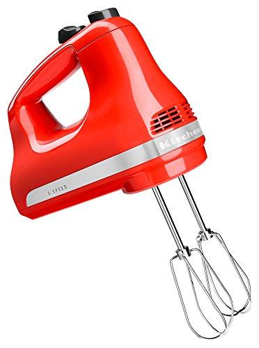 KitchenAid KHM512ER 5Speed Ultra Power Hand Mixer, Empire Red  11street Mal -> Kitchenaid Ultra Power Hand Mixer