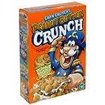 Cap'n Peanut Butter Crunch 355g - (2...