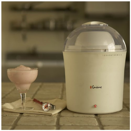 Learn More About Euro Cuisine YM260 Yogurt Maker