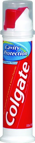 Colgate Toothpaste Cavity Protection Pump (Pack of 6)