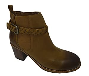 Sperry Top-Sider Women's Liberty Boot, Cognac, 7 M US