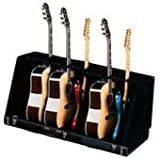 Fender Stage Guitar Case Stand - Black - 7