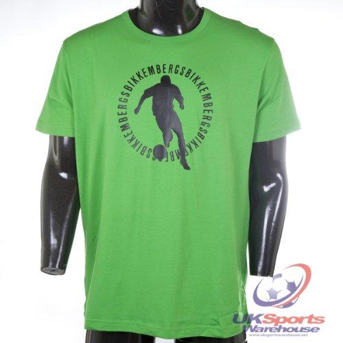 dirk-bikkembergs-camiseta-de-authentic-funda-verde-100-rrp-80