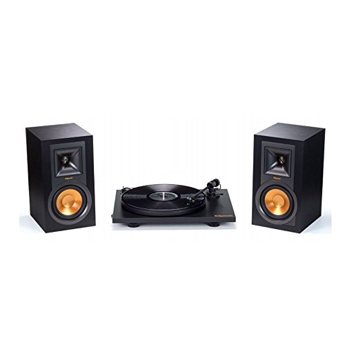 Klipsch-R-15PM-and-Turntable-Bundle