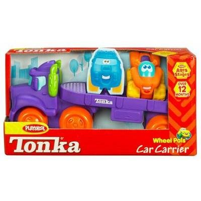 Tonka Wheel Pals Car Carrier - Purple - Buy Tonka Wheel Pals Car Carrier - Purple - Purchase Tonka Wheel Pals Car Carrier - Purple (Playskool, Toys & Games,Categories,Play Vehicles,Vehicle Playsets)