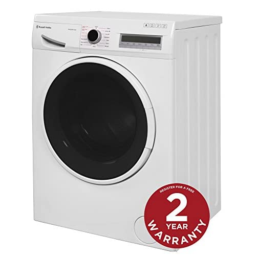 Russell Hobbs RHWD861400 8kg 6kg White Washer Dryer - Free 2 Year Warranty*