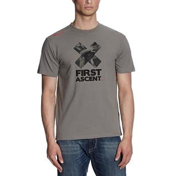 Millet Crux TS SS T-shirt randonnée homme Gris XL