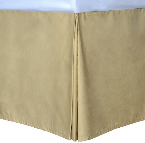 Wheat King Cottonloft Colors Bed Skirt front-596598