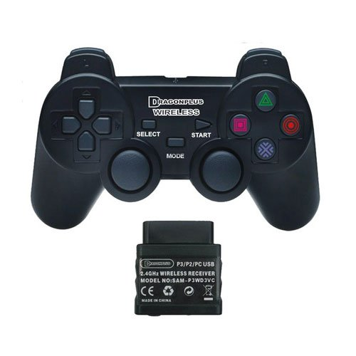 PS3 2.4 GHz Wireless Controller