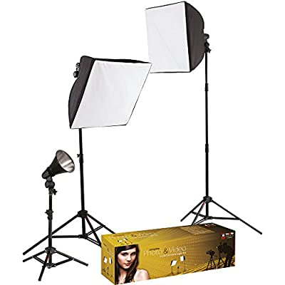Photo Basics 403 uLite 3-Light Kit