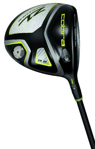 Cobra Zl Encore Black Driver (Men'S Right-Handed, 8.5 Degree Loft, Fujikura Motore F1 Graphite Shaft, Stiff Flex)