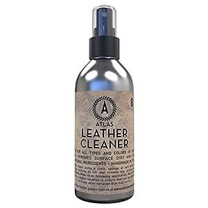 Amazon.com: Atlas Leather Cleaner - The Best pH Balanced ...