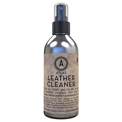 Atlas Leather Cleaner – The Best pH Balanced Leather