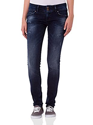 Cross Jeans Vaquero Melissa (Azul Oscuro Used)