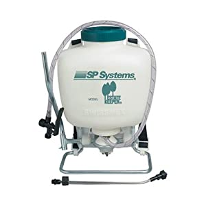 Amazon.com : SP Systems Backpack Sprayer - 4 Gallon, 70