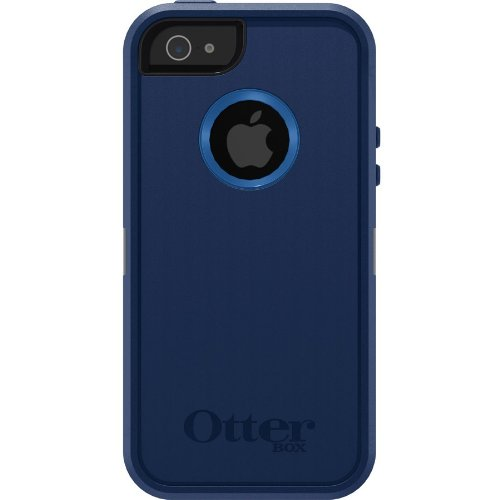 Great Sale OtterBox Defender Series for iPhone 5 - Night Sky
