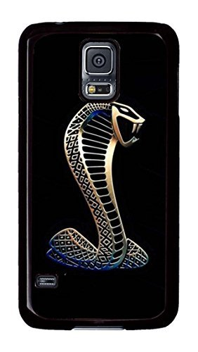 S5 Case, Galaxy S5 Cases, Customized Ford Mustang Shelby Hard PC Black Case Protective Phone Cases for Samsung Galaxy S5 (Ford Galaxy S5 Phone Case compare prices)