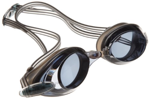 Baby BanZ Youth Prescription -2.0 Swim Goggles, Black, 3 Years-Adult