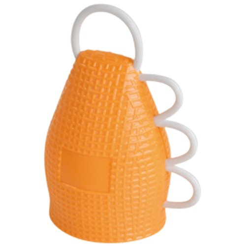 Sports Stadium Shaker Noisemaker-Orange