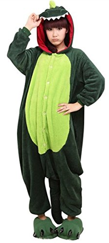 Dinosaur Onesie For Adults front-61514
