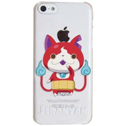 Youkai Watch Characters Hard Case for iPhone 5c (Jibanyan / Whole Body)
